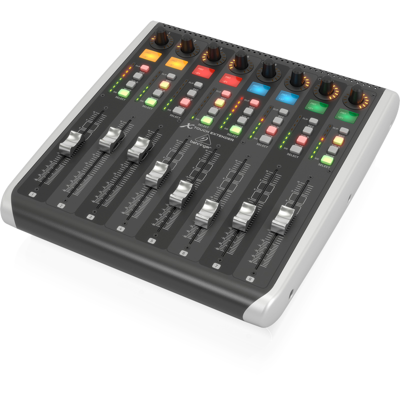 Behringer X Touch Extender 8 Touch Sensitive Motor Faders
