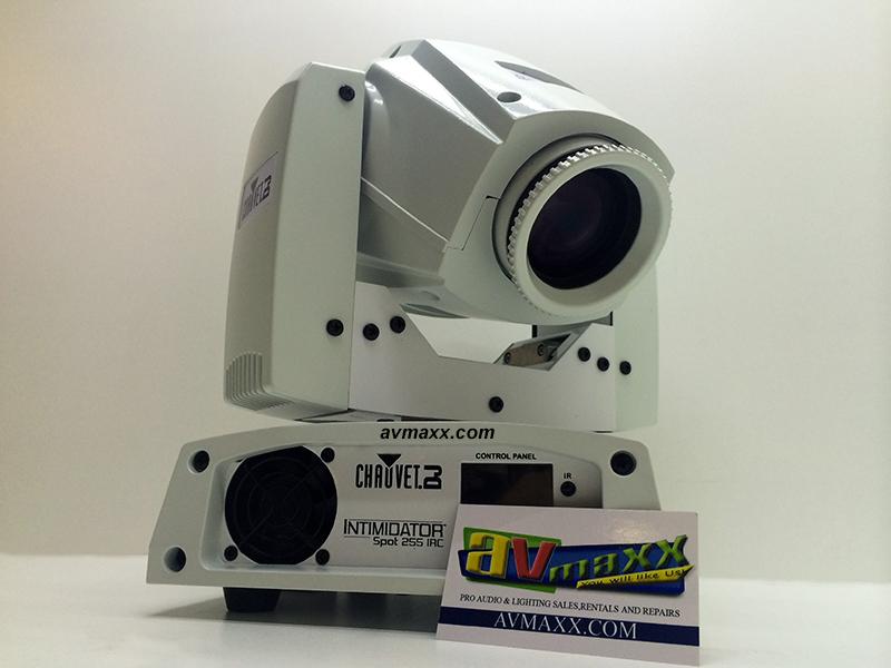 Chauvet Intimidator Wave 360 IRC