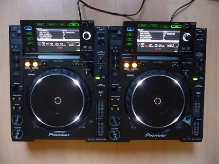 pioneer dj cdj 2000 used mint