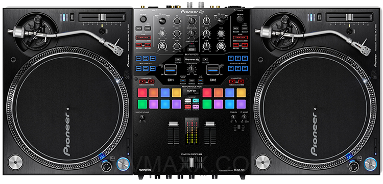 Pioneer plx 1000 djm s9 pack lowest price guaranteed - Table de mixage pioneer djm 5000 ...