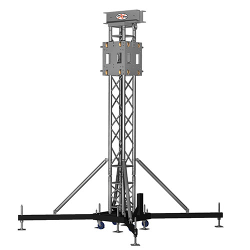 Prox truss xt gspack3 truss tower stage roofing system for Truss package cost