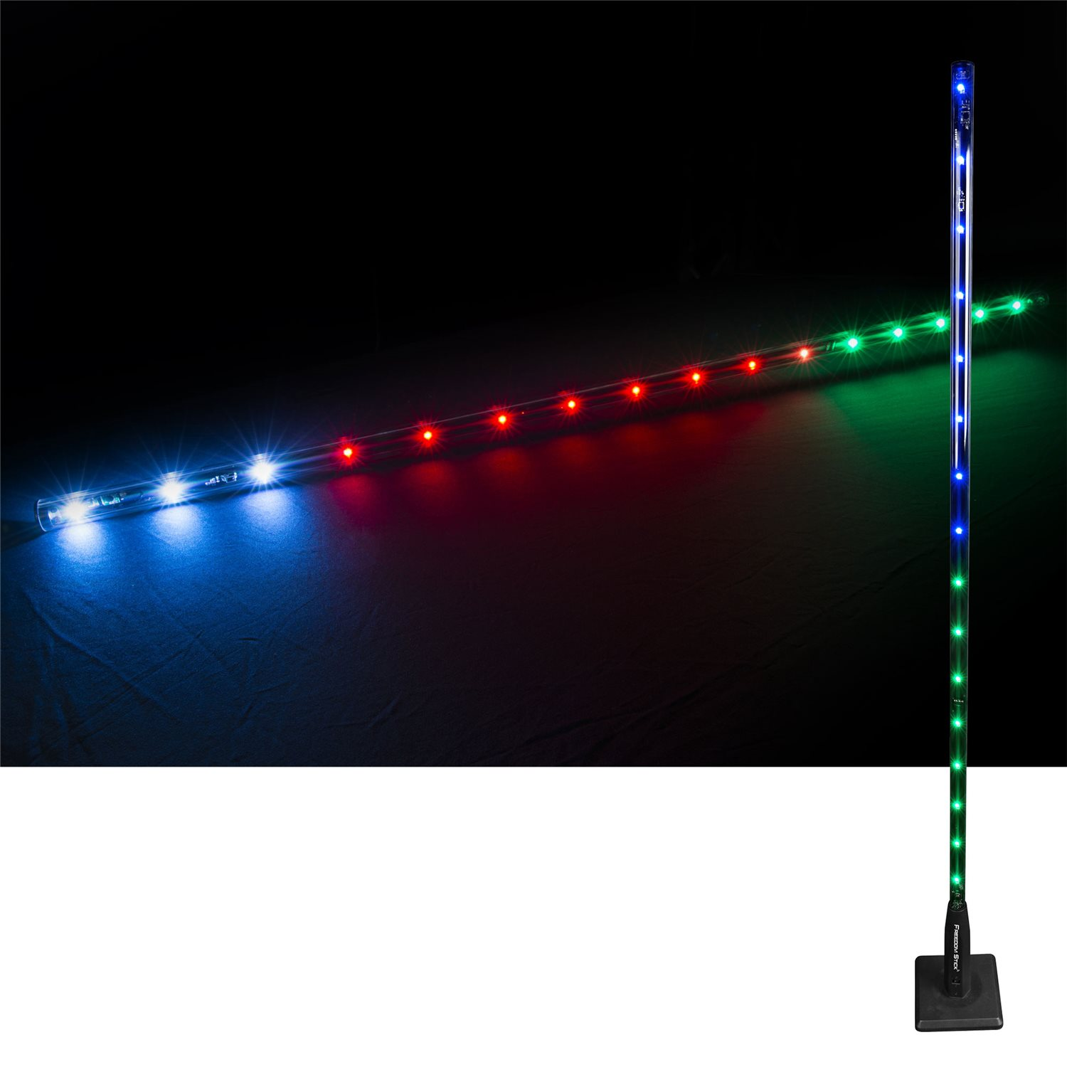 Chauvet dj freedom stick for Home lighting effects