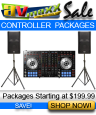 DJ Controller Packs
