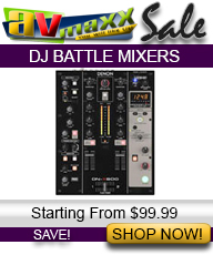 DJ BATTLE MIXERS