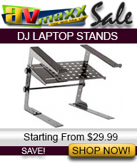 DJ LAPTOP STANDS