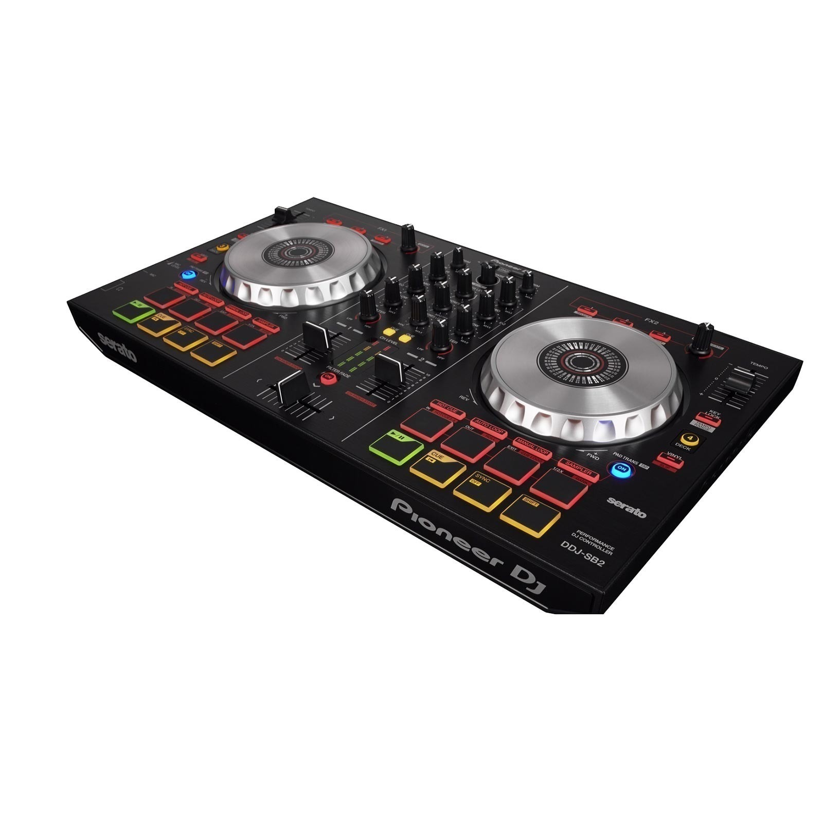 pioneer dj ddj sb els15 usb pack. Black Bedroom Furniture Sets. Home Design Ideas