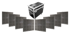 Chauvet Professional PVP X6 IP 8 Pack