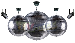 ADJ Mirror Ball Complete Pack
