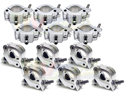 Global Truss Jr Clamp 12 Pack