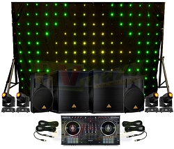 Numark NS7 Pro Party Pack