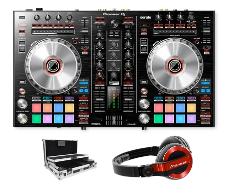 Pioneer DJ DDJ-SR2 With ProX Case Package Deal