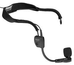 Shure WH30XLR Headset Only