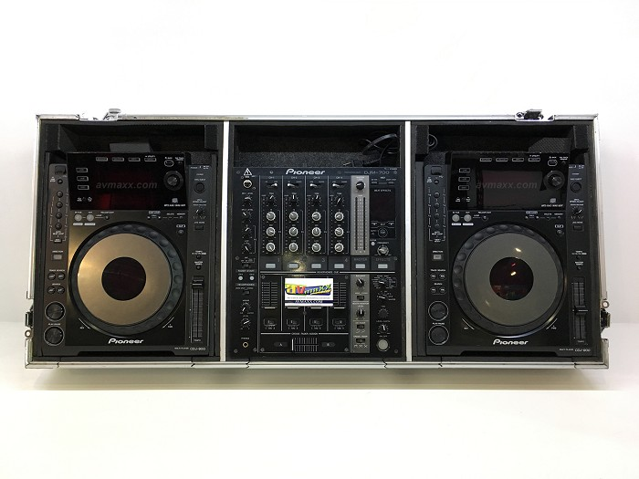 pioneer dj cdj 900 djm 700 used pack. Black Bedroom Furniture Sets. Home Design Ideas