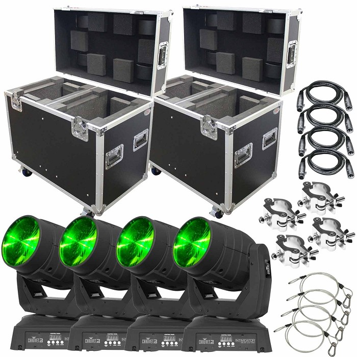 Chauvet Dj Intimidator Beam Led 350 Package 2