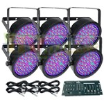 Chauvet EZpar 64 Six Pack