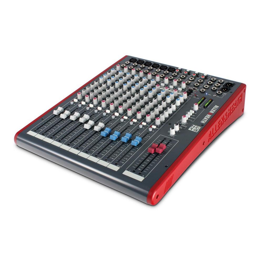 allen heath zed14 14 channel recording live sound mixer. Black Bedroom Furniture Sets. Home Design Ideas