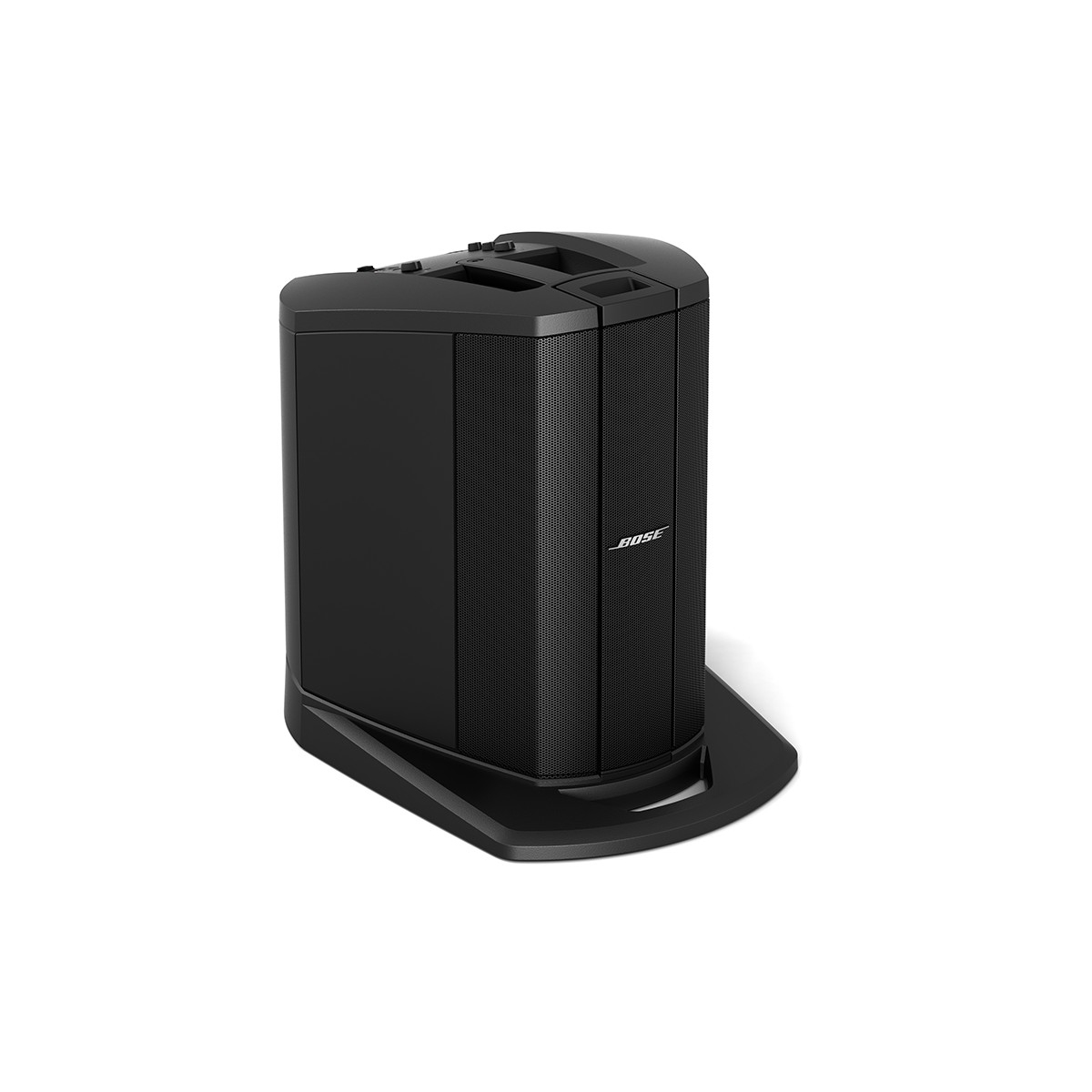 bose l1 compact system portable pa system with compact loudspeaker line array power stand. Black Bedroom Furniture Sets. Home Design Ideas