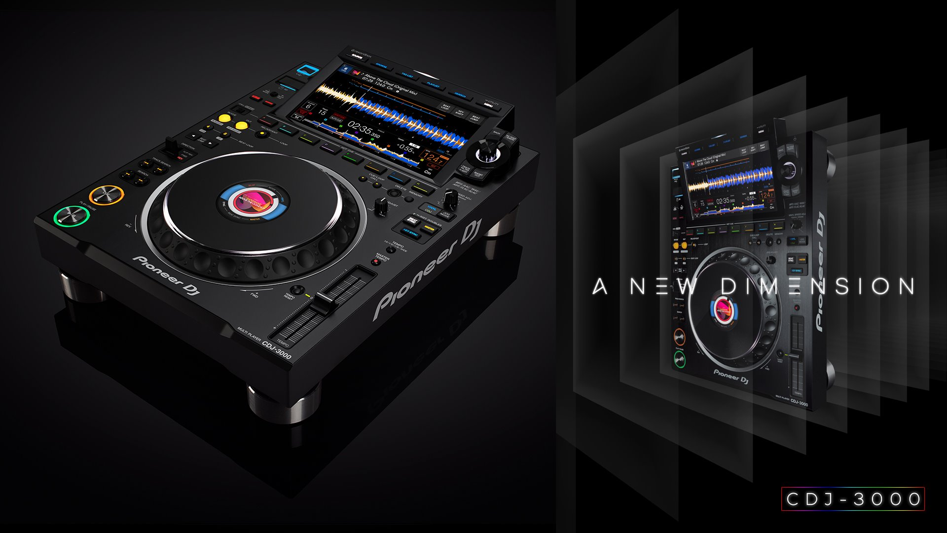 Pioneer Launches The New CDJ-3000