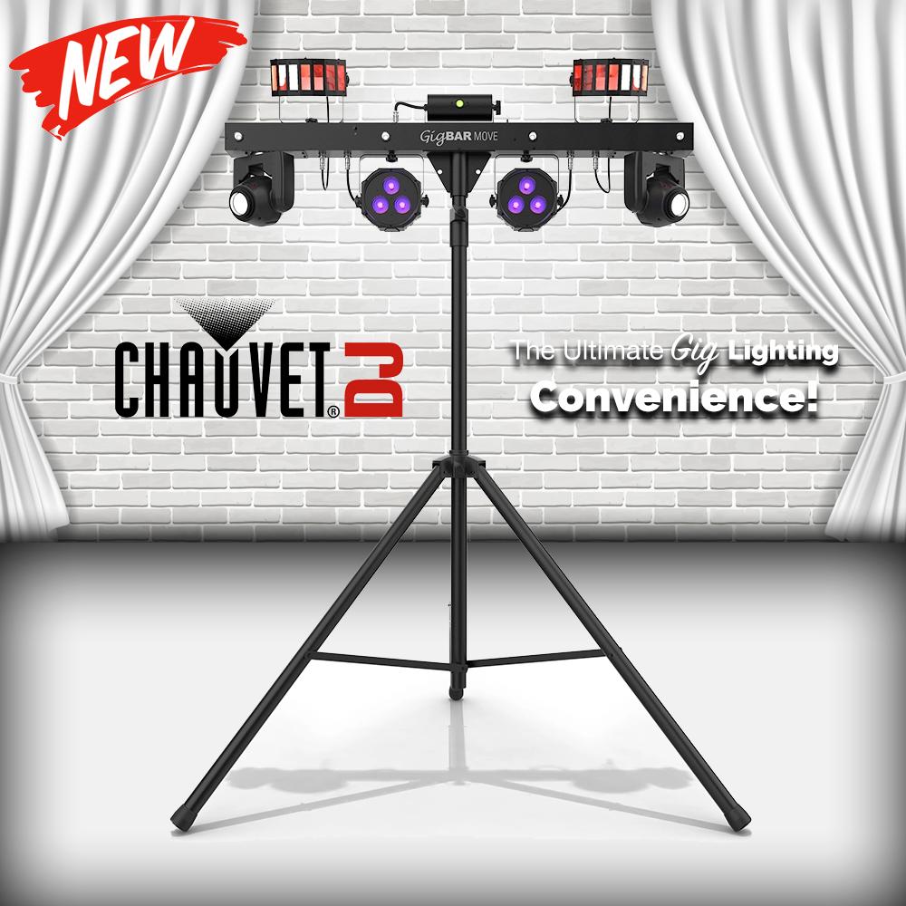 Chauvet DJ GigBar Move