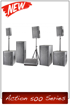 D.A.S Audio Action 500 Series