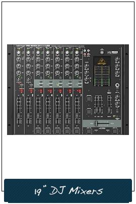 DJ 19 Inch Mixers Chicago