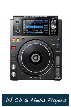 DJ CD & Media Players Chicago