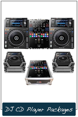 DJ CD Player Packages Chicago