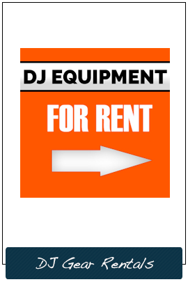 DJ Equipment Rentals Chicago