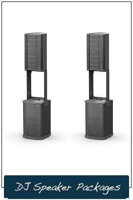 DJ Speaker Packages Chicago