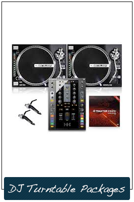 DJ Turntable Packages Chicago