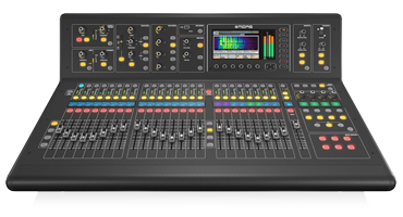 Digital Mixing Consoles Selection