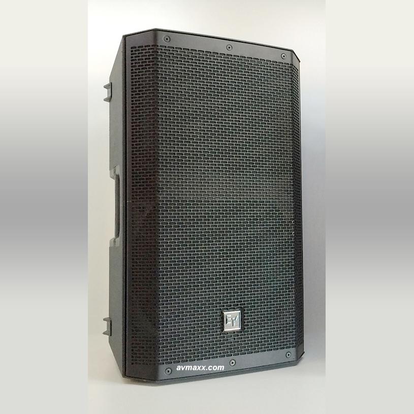 ev zlx 12p used powered speaker excellent conditions. Black Bedroom Furniture Sets. Home Design Ideas