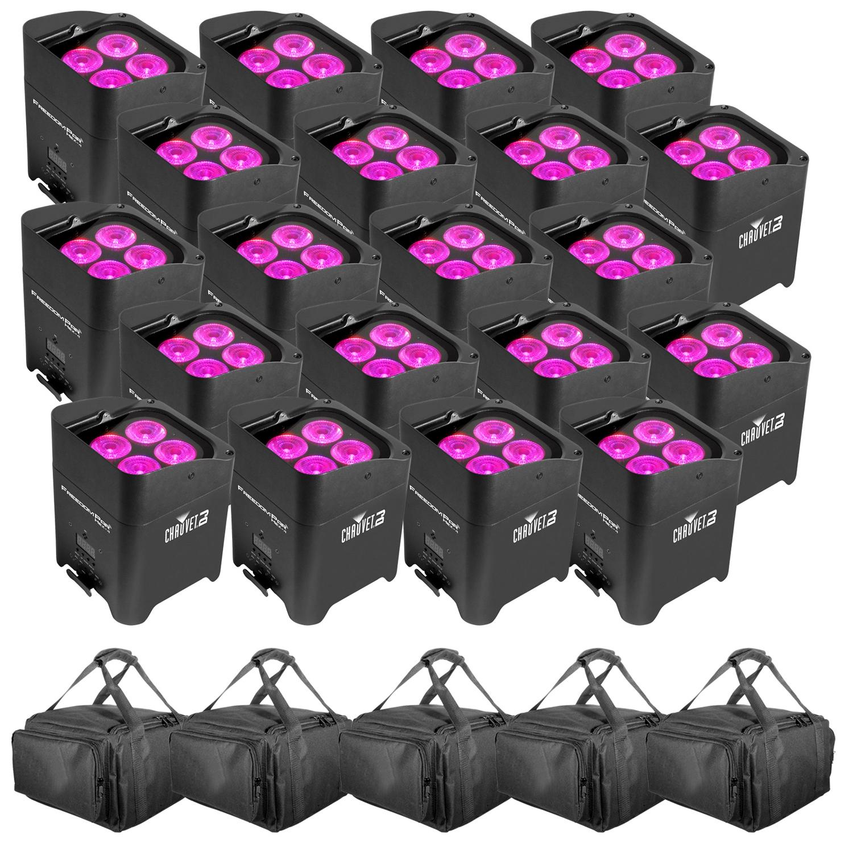 chauvet dj freedom par hex 4 20 pack guaranteed lowest price. Black Bedroom Furniture Sets. Home Design Ideas