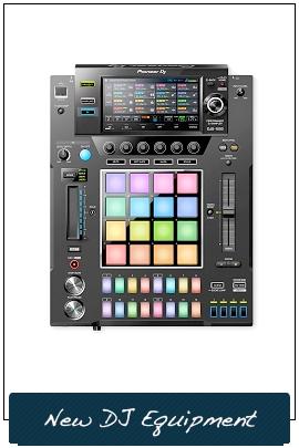 New DJ Equipment Arrivals Chicago