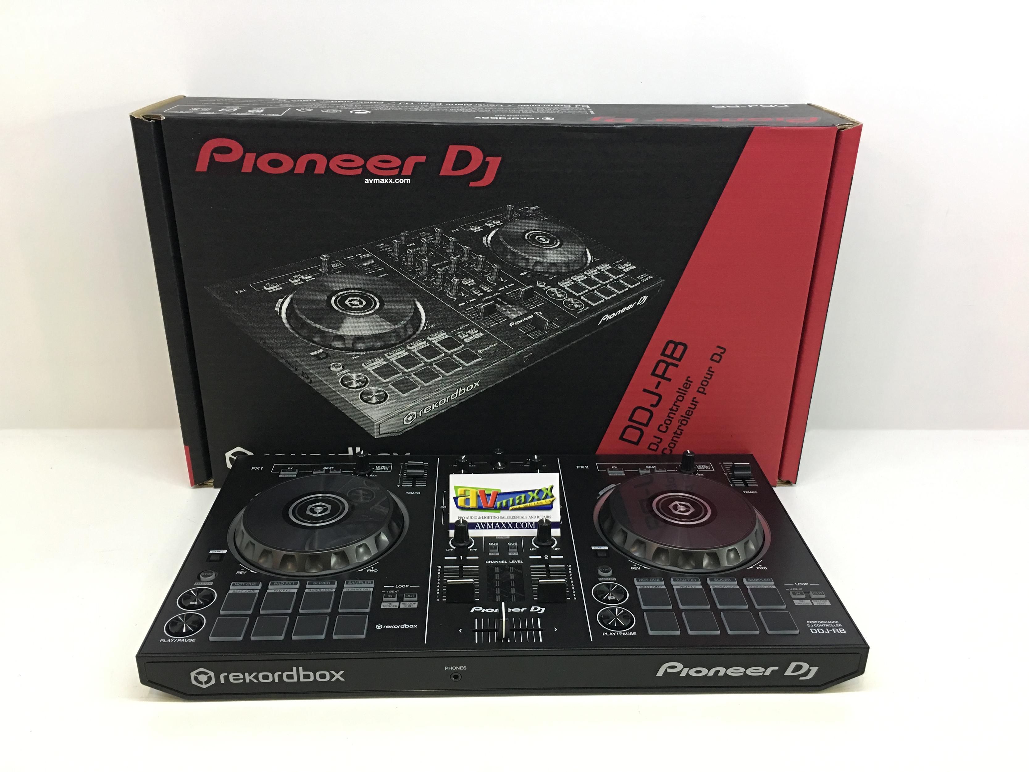 DJ Pioneer DDJ-RB