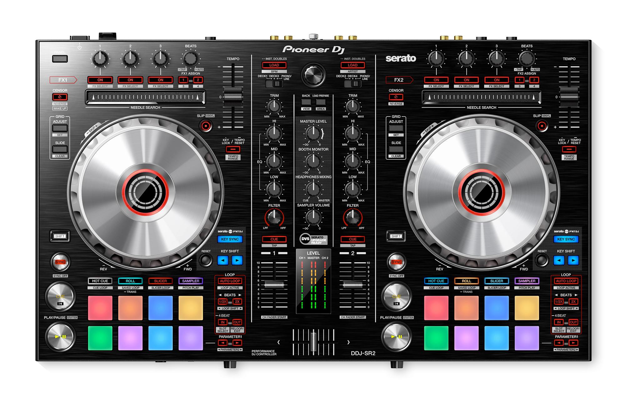PIONEER DJ DDJ SR2 MANUAL
