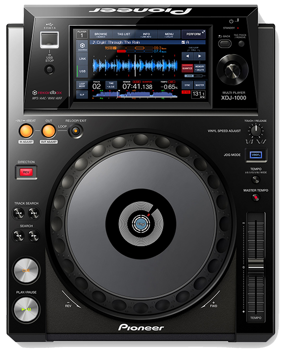 pioneer xdj 1000 djm s9 pack dj equipment packages. Black Bedroom Furniture Sets. Home Design Ideas