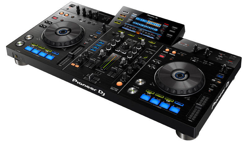 pioneer xdj rx all in one dj controller for rekordbox. Black Bedroom Furniture Sets. Home Design Ideas