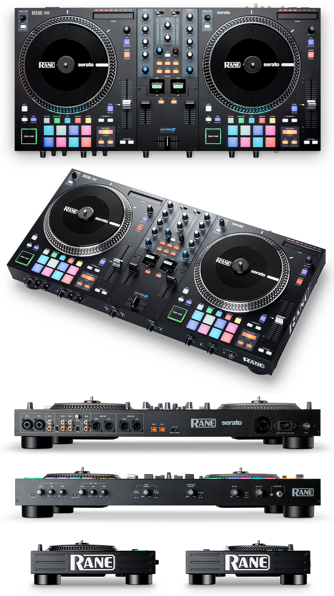 Rane ONE Motorized DJ Controller