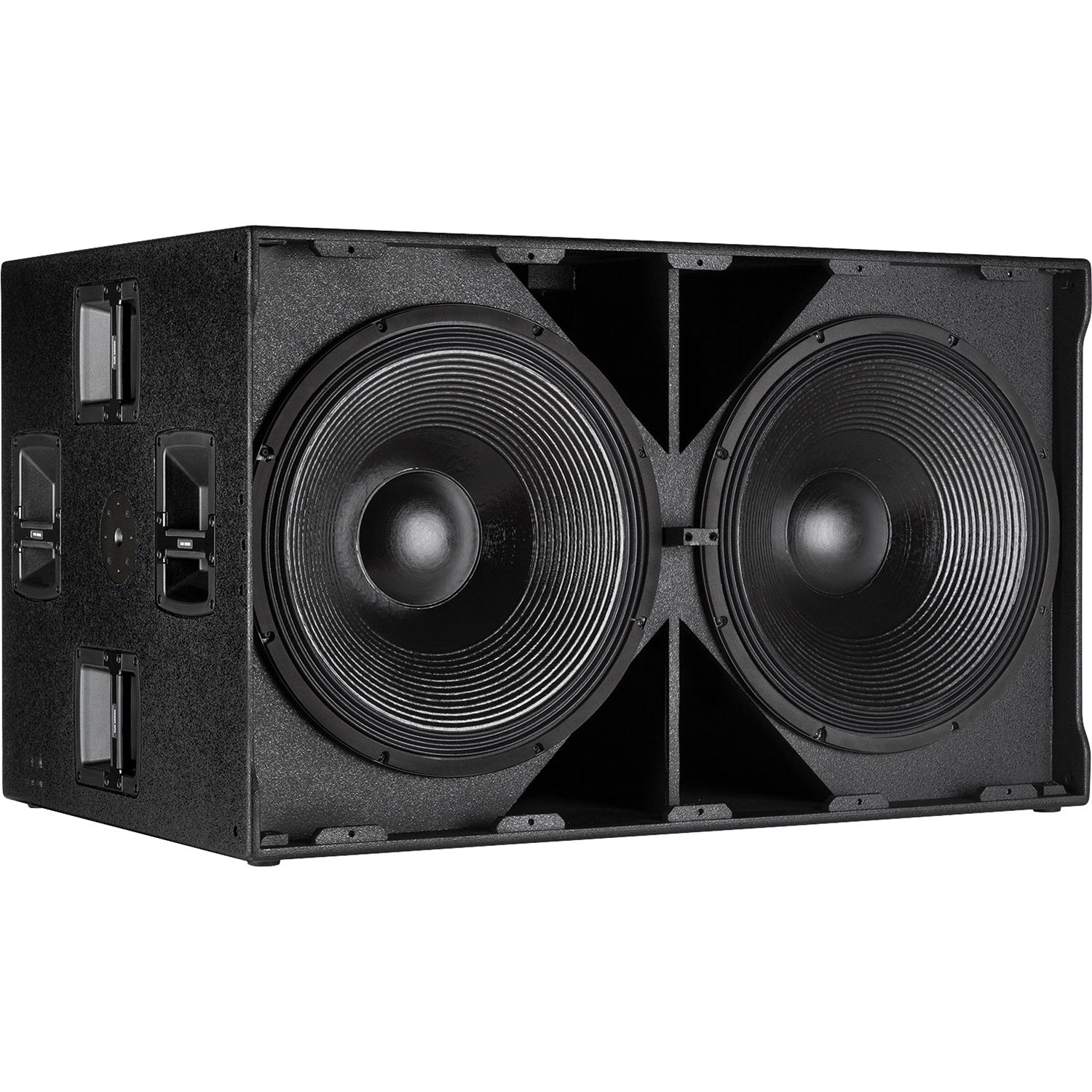 RCF SUB 9006-AS | Active Dual 18 Inch Subwoofer | Loudspeakers