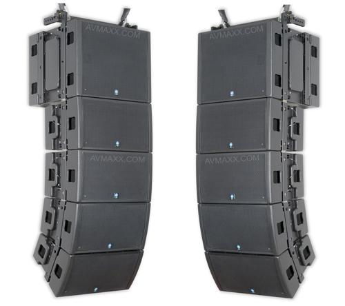 Renkus Heinz Cf Cfx101la Cf Cfx15s System Guaranteed
