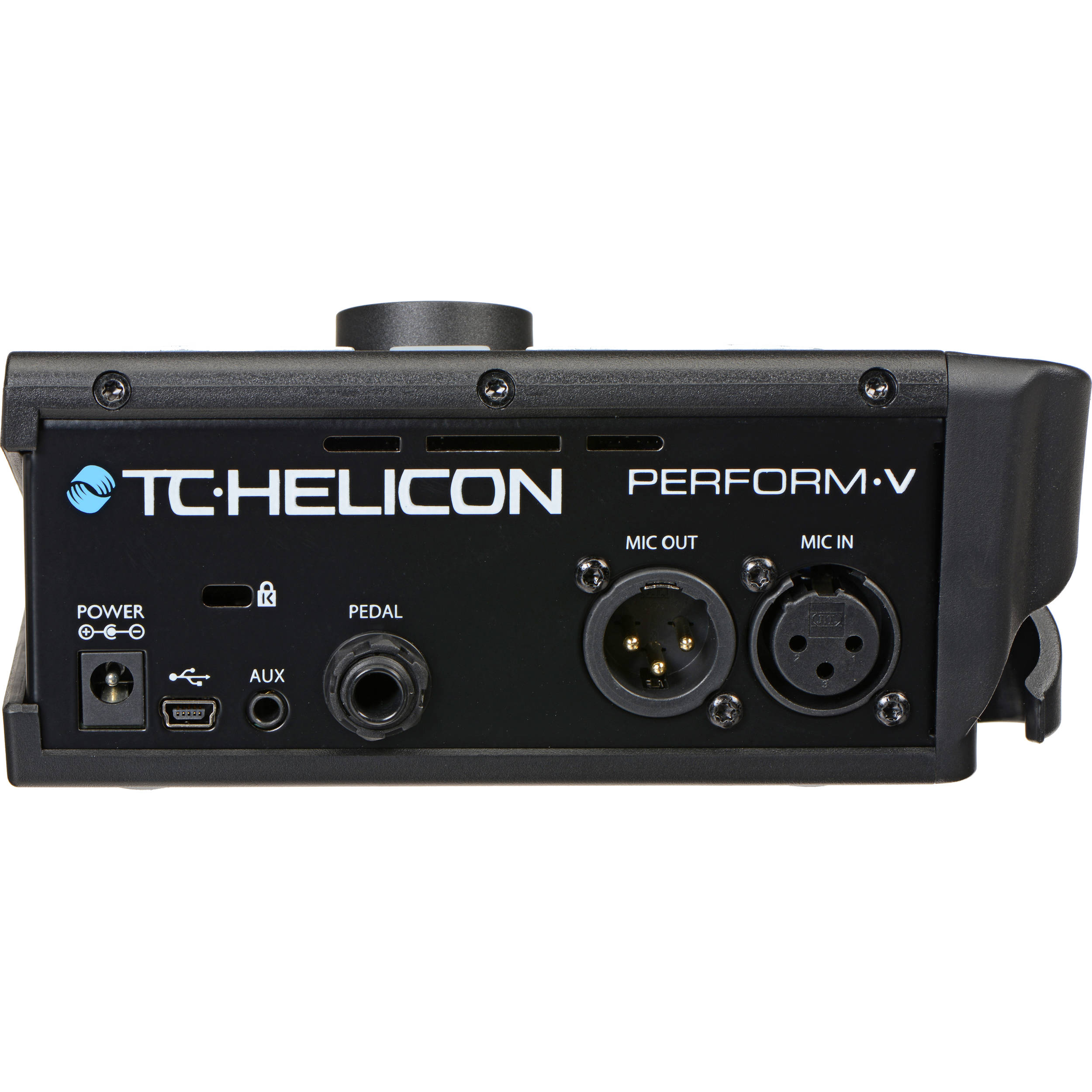 TC Helicon PERFORM-V | Mic Stand-Mount Vocal Processor