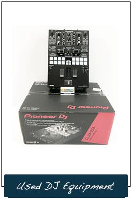 Used DJ Equipment Chicago
