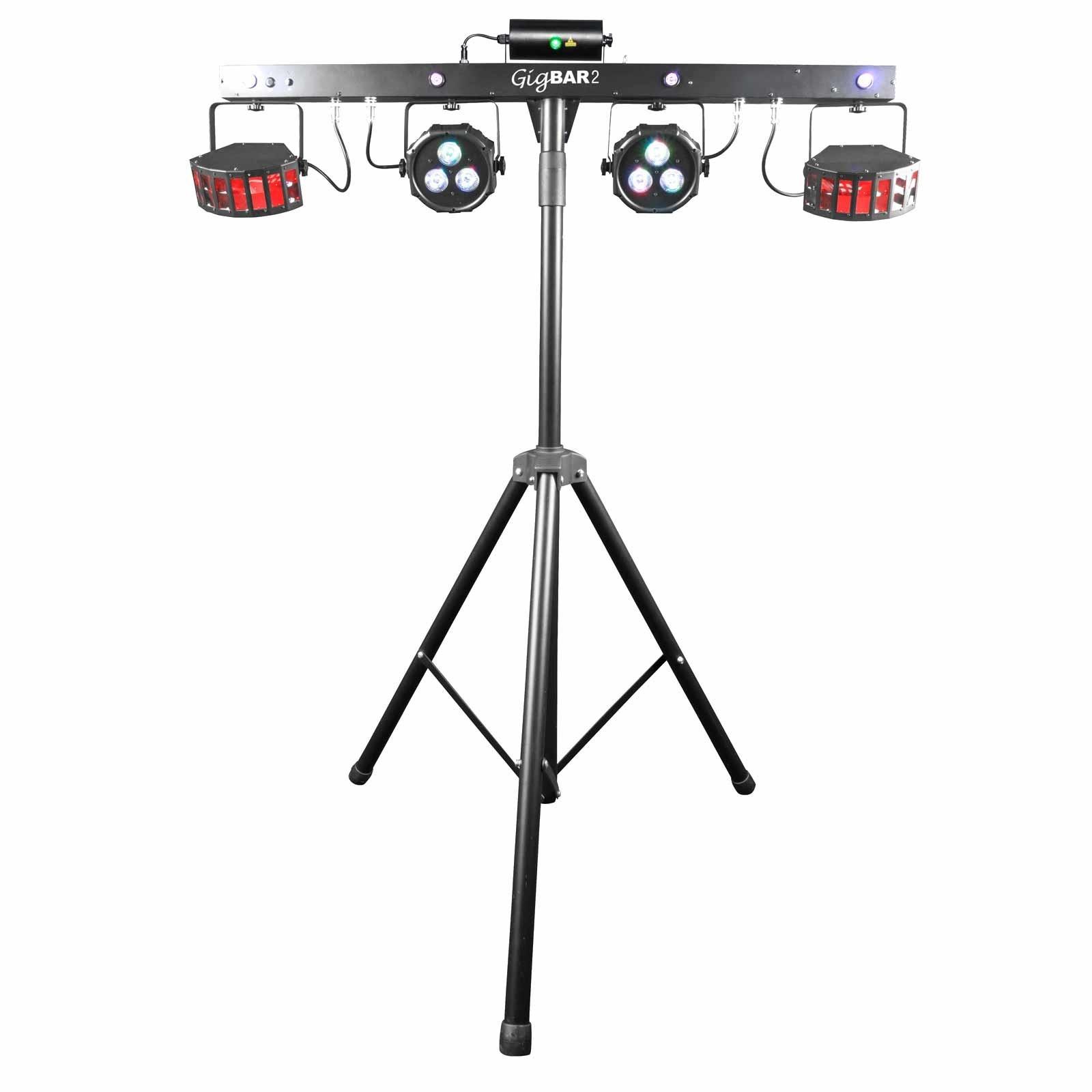 Strobo Disco Light Using Standard Tube Lamp Tl