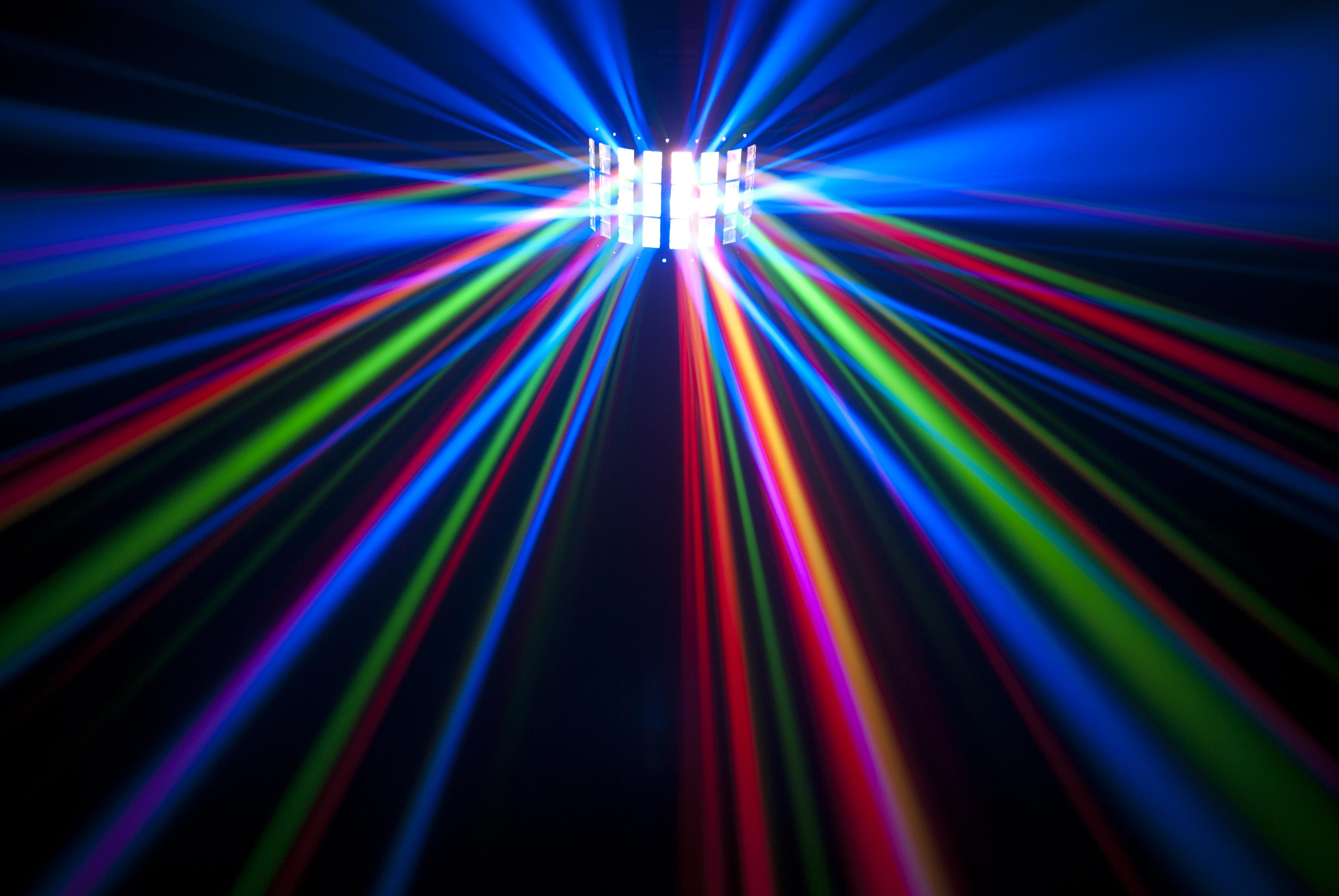 amp led lighting intimidator irc light head moving black chauvet spot lights effects american dj
