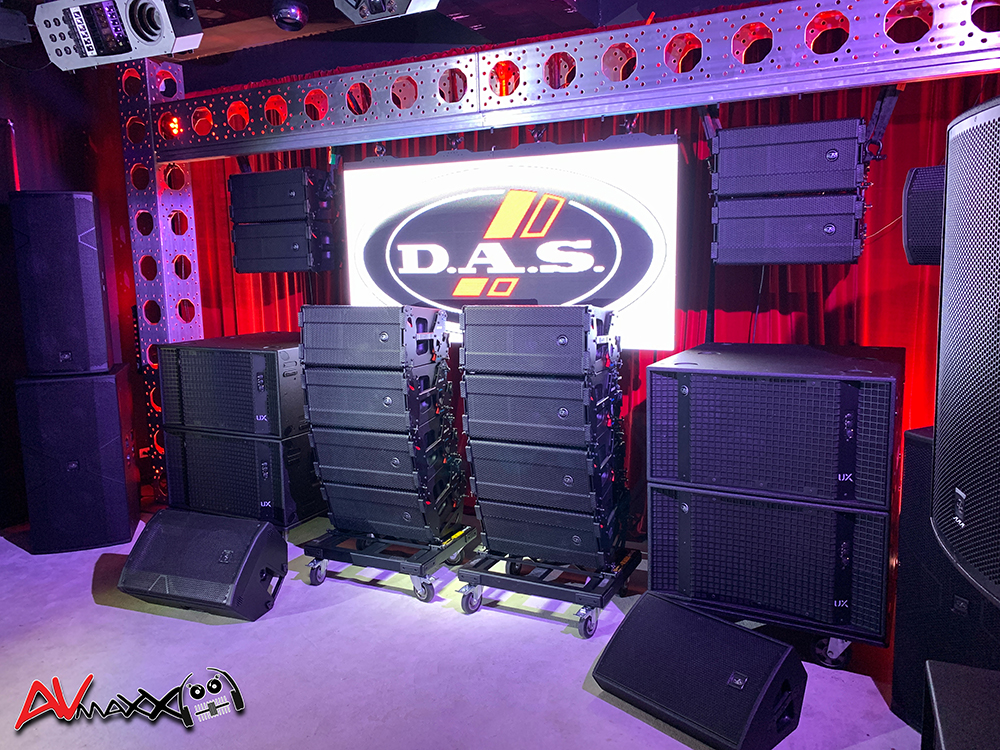 D.A.S Audio Showroom