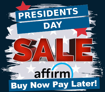 President's DJ Equipment Sale Banner