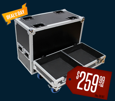Prox Case for QSC Speakers