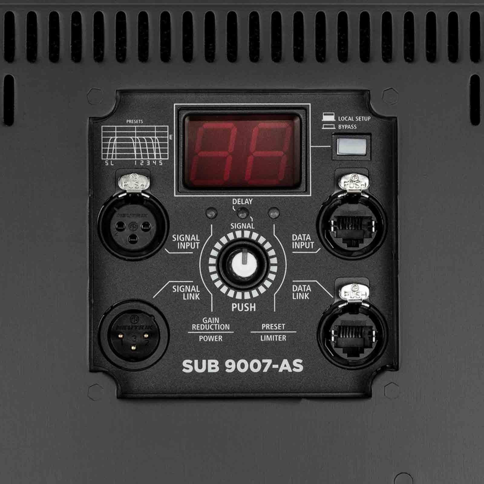 RCF SUB-9007AS