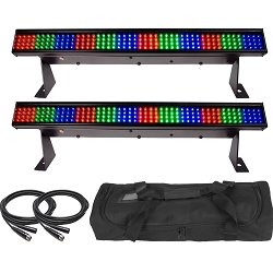 Chauvet DJ COLORstrip Mini Bundle